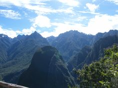 Strong mountains... Love Pachamama