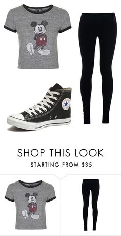 """Untitled #213"" by sierrapalmer10 on Polyvore featuring Topshop, NIKE and Converse"