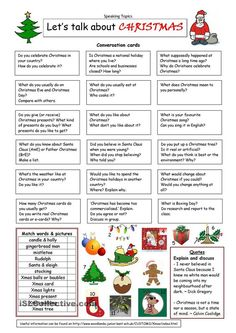 Forum | ________ Learn English | Fluent LandLet's Talk about CHRISTMAS | Fluent Land