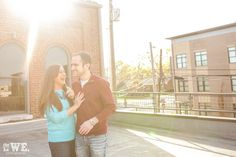 Germantown Nashville Engagement Session | SheHeWe Photography   #Nashville #engagement #germantown #shehewe #wedding #photography