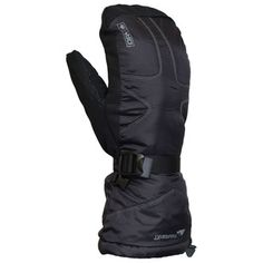 Mens Mountain XT Snow Mitts (Black/Charcoal)