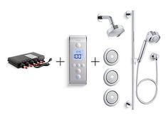 Valves | Shower Valves Trims Controls Guide | Bathroom | KOHLER