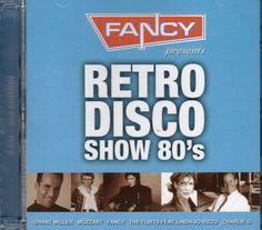 FANCY presents RETRO DISCO SHOW 80 ' s Disco 80, Italo Disco, Flirting, Presents, Fancy, Retro, Music Videos, Gifts, Favors