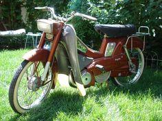 Moped Photo Gallery - 1967 Mobylette AV89