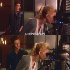 "#Stitchers 1x04 ""I See You"" - Cameron and Kristen"