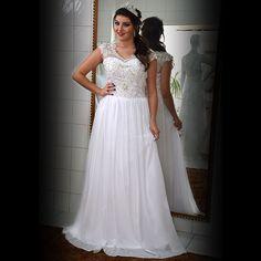 Vestido de Noiva Ana