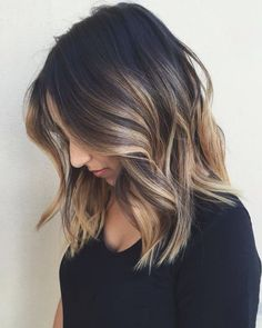 Pretty Style & Hair Colors As well ☼☼☼ ☺ ♥♥♥ @Pinterest