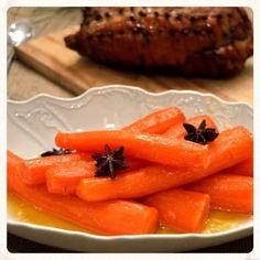 ΟΙ 5 ΠΙΟ ΓΙΟΡΤΙΝΕΣ ΣΥΝΤΑΓΕΣ ΓΙΑ ΤΟ ΧΡΙΣΤΟΥΓΕΝΝΙΑΤΙΚΟ ΤΡΑΠΕΖΙ - paxxi Carrots, Pork, Food And Drink, Favorite Recipes, Dinner, Vegetables, Ethnic Recipes, Christmas, Ideas