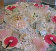 Parties: High Tea for little girls