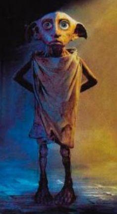 Dobby - from Harry Potter