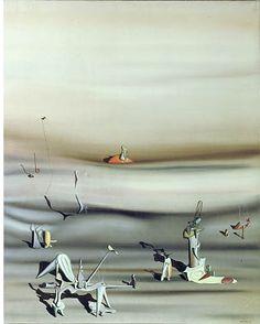 Momina - Yves Tanguy, Eloge de la lenteur, 1937 -