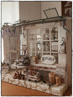 little brocante shop