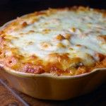 Gonna Want Seconds - Baked Ziti with Mini Meatballs