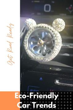 Top Car Bling Accessories for Eco Friendly Cars