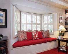 Ideas de asientos de ventana que puedes añadir a tu casa   Decoracion de interiores -interiorismo - Decoración - Decora tu casa Facil y…