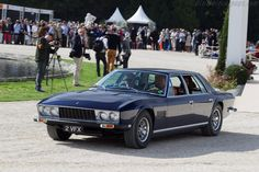 Monteverdi 375/4 - Chassis: 3118 - Entrant: Simon Kidston - 2015 Chantilly Arts & Elegance Monteverde, Cool Cars, Trains, Wheels, Bmw, Elegant, Vehicles, Image, Design