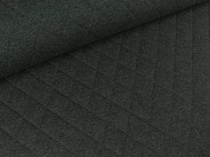 Quilt of Jasper anthracite (15,50 EUR / meter)