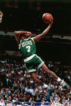 4a5864c93b5 Classic Dee Brown no-look dunk. This gave him in the slam dunk title! I  watched this slam dunk contest and All-Star Game. Had such a huge crush on  Dee 💓💗 ...