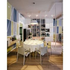InGalera, the jail restaurant with the most stars in Italy. http://www.livegreenblog.com/design/ingalera-the-jail-restaurant-with-the-most-stars-in-italy-11147/
