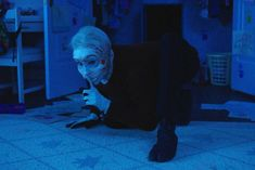 Not a friend' Channel Zero: The Dream Door is the fourth season of the American horror anthology television series created by Nick Antosca. Storylines for the series are … Channel Zero, Nicole Fox, Neon Noir, Fear The Walking, Walking Dead, Horror Monsters, Anthology Series, Horror Icons, World Of Darkness