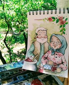 This scarf is the most essential piece inside the clothes of women by using hijab. Cartoon Drawings, Cartoon Art, Drawing Sketches, Art Drawings, Drawings Pinterest, Hijab Drawing, Iphone Wallpaper Quotes Love, Islamic Cartoon, Cute Muslim Couples