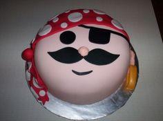 cute pirate cake...