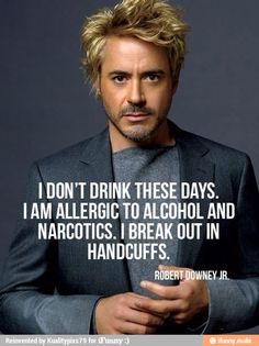 Please note that alcohol and narcotics allergens can transfered in extreme reactions. So if someone close to you is prone to outbreaks there is a high possibility you might end up with handcuffs too. Especially if exposed to the toxins directly as they tend to weaken your immune system. Even in otherwise healthy individuals. Use extreme caution.