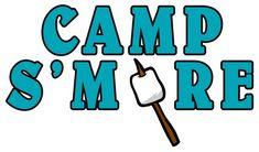 Camp S'More Free Printables