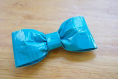 duct tape hair bows, duck tape
