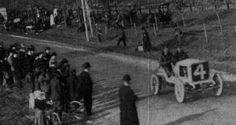 Toledo's Attic - Toledo's Early Auto Industry: 1899 - 1905.  The Pope-Toledo as racing car (1903)
