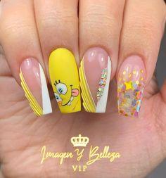 Press On Nails, Manicure, Nail Designs, Nail Art, Beauty, Elsa, Disney Nails, Simple Toe Nails, Classy Gel Nails
