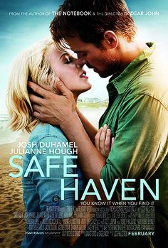 Safe Haven- The only reason why I watched this, was cause of David Lyons, and he was amazing in it.
