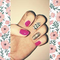 Simple nail design!