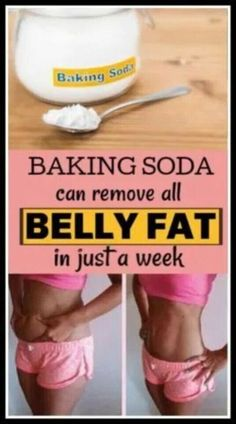 Baking soda can remove all belly fat in 1 week – Healthy Drinks Weight Loss Meals, Weight Loss Challenge, Weight Loss Drinks, Weight Loss Tips, Lose Weight, Water Weight, Remove Belly Fat, Lose Belly Fat, Lose Fat