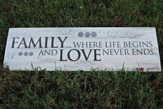 Handpainted Inspirational Sign by RomaPearlDesigns on Etsy, $15.00