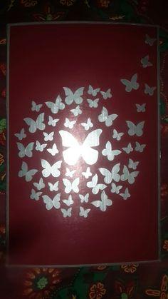 Paper Cutting Card