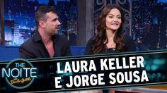 The Noite (25/07/16) - Entrevista com Laura Keller e Jorge Sousa