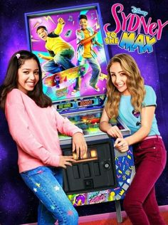 Watch full episodes of Sydney to the Max online. Get behind-the-scenes and extras all on Disney Channel. New Disney Shows, New Disney Channel Shows, Disney Channel Movies, Disney Channel Stars, Disney And More, Disney Movies, Old Disney, Disney Xd, Disney Junior