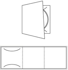 Free Printable Gift Box Templates Pillow Box And Others - Cd packaging templates