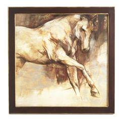 Gallant Horse Art - Pier One Most Beautiful Animals, Beautiful Horses, Horse Print, Equine Art, Diy Wall Art, Wall Decor, Equestrian Style, Artist Art, Art Photography