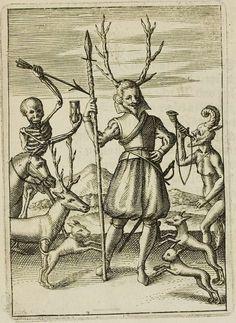 Emblemata Nova by Andreas Friedrichen, 1617