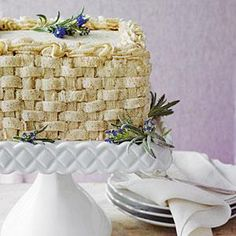 35th Anniversary Hummingbird Cake   MyRecipes.com