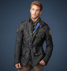 STANILAND JACKET on Belstaff