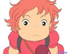 Image result for ponyo characters