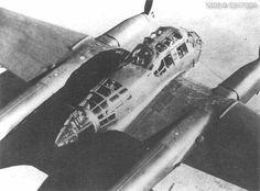 Focke Wulf Fw 189 fuselage. WRG# 0017691