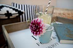 Black & White Mini-Lounge, Outdoor-Living via sodapop-design