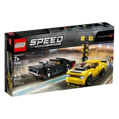 Split LEGO 75893 SPEED CHAMPIONS 1970 DODGE CHARGER R//T ONLY FREE SHIPPING