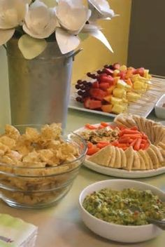 Image detail for -Baby Shower food ideas and recipes