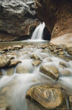 Shinumo Falls, Grand Canyon National Park, Arizona