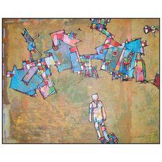 ---.Acrílico sobre lienzo. 2008.